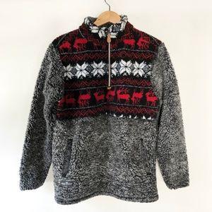 Simply Southern 1/4 Zip Fleece Pullover